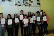 Национално състезание по английски език Longman Competition
