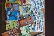 """Дарения за библиотеката от кампанията """"Купи една книга! Дари я на своето училище!"""""""