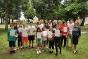Осмото национално състезание по английски език Longman Competition