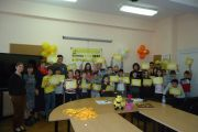 "Десето поредно състезание Spelling Bee в СУ ""Бачо Киро"" !"